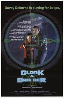Picture of a movie: Cloak & Dagger