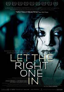 Picture of a movie: Let The Right One In