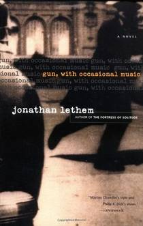 Picture of a book: Gun, With Occasional Music