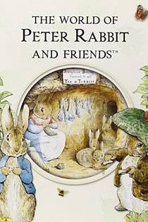 Picture of a TV show: The World Of Peter Rabbit And Friends