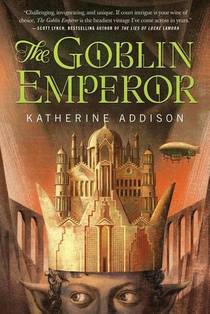 Picture of a book: The Goblin Emperor