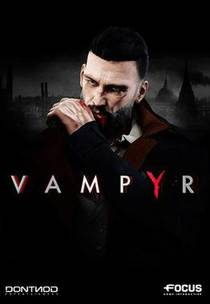 Picture of a game: Vampyr