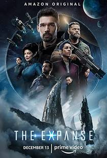 Picture of a TV show: The Expanse