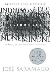 Picture of a book: Blindness