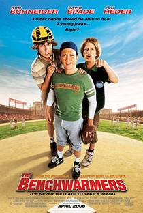 Picture of a movie: The Benchwarmers