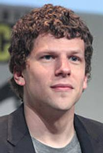 Picture of an author: Jesse Eisenberg