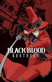 Picture of a TV show: Black Blood Brothers