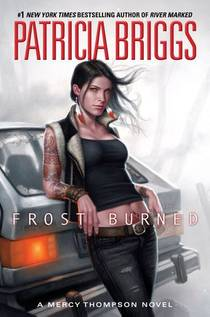 Picture of a book: Frost Burned
