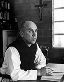 Picture of an author: Thomas Merton