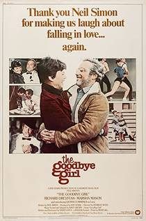 Picture of a movie: The Goodbye Girl