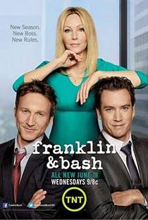 Picture of a TV show: Franklin & Bash