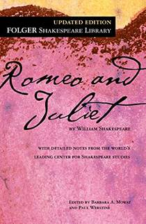 Picture of a book: Romeo And Juliet