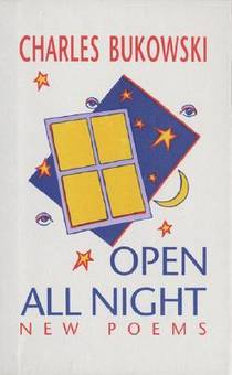 Picture of a book: Open All Night: New Poems