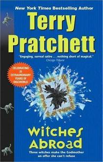 Picture of a book: Witches Abroad