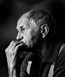 Picture of an author: Bohumil Hrabal