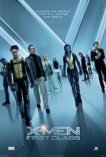 Picture of a movie: X-Men: First Class