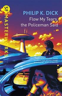 Picture of a book: Flow My Tears, The Policeman Said
