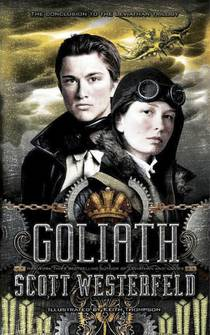 Picture of a book: Goliath
