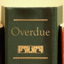 Picture of a podcast: Overdue