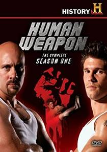 Picture of a TV show: Human Weapon