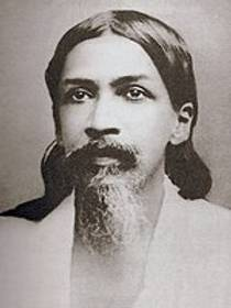 Picture of an author: Sri Aurobindo