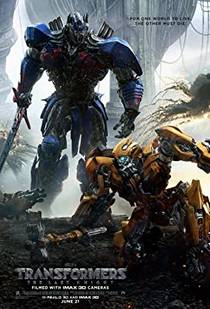 Picture of a movie: Transformers: The Last Knight