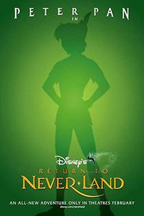 Picture of a movie: Peter Pan 2: Return To Never Land
