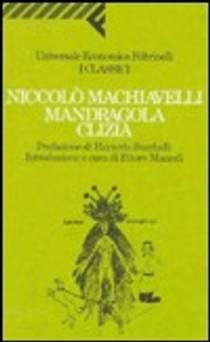 Picture of a book: Mandragola - Clizia