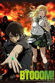 Picture of a TV show: Btooom!