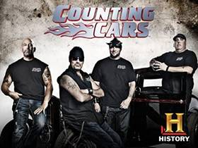 Picture of a TV show: Counting Cars