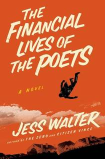 Picture of a book: The Financial Lives Of The Poets