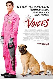Picture of a movie: The Voices