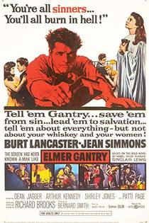 Picture of a movie: Elmer Gantry