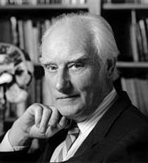Picture of an author: Francis Crick