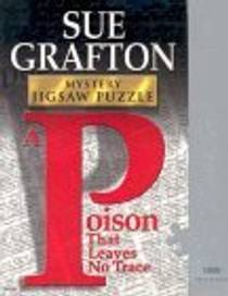 Picture of a book: A Poison That Leaves No Trace: With Mystery Jigsaw Puzzle (Bepuzzled Classics)