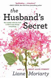 Picture of a book: The Husband's Secret