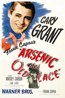 Picture of a movie: Arsenic And Old Lace