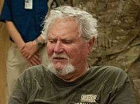 Picture of an author: Clive Cussler
