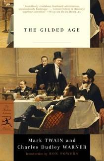 Picture of a book: The Gilded Age