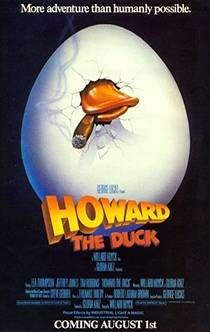 Picture of a movie: Howard The Duck
