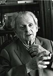 Picture of an author: Emmanuel Levinas