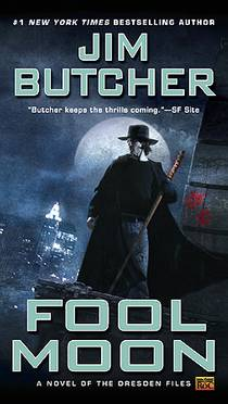 Picture of a book: Fool Moon