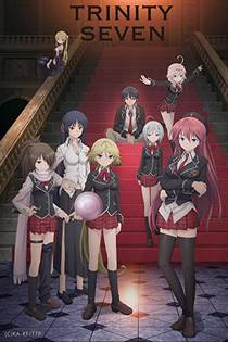 Picture of a TV show: Trinity Seven