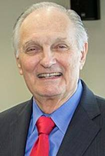 Picture of an author: Alan Alda
