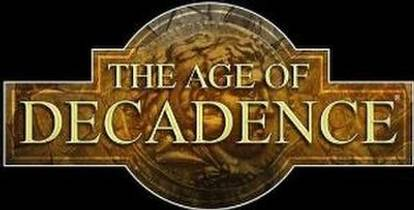 Picture of a game: The Age Of Decadence