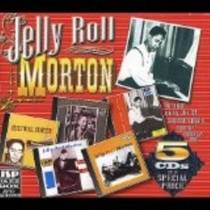 Picture of a band or musician: Jelly Roll Morton