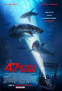Picture of a movie: 47 Meters Down