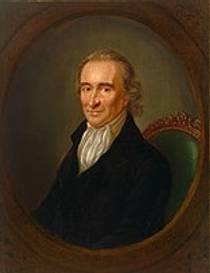 Picture of an author: Thomas Paine