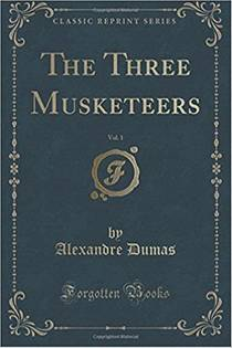 Picture of a book: The Three Musketeers, Vol. 1