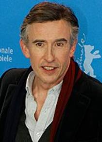 Picture of an author: Steve Coogan